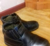 Ботинки на мальчика зима-осень
