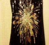 Вечернее платье  р 42