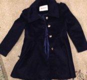 Пальто дет для девочки