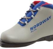 Детские лыжные ботинки Nordway