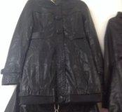 Новая куртка!экокожа!