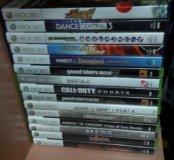 Xbox 360 игры оригинал