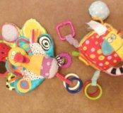 Taf toys 2 игрушки