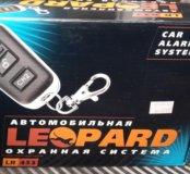 Автосигнализация Leopard LR 433.