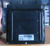 Электронный блок управления двигателем Nisan 350z
