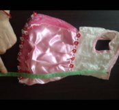 Платье праздничное на тойтерьер подойдёт на любую
