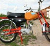 Мопед скутер газулька мотоцикл