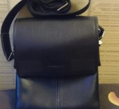 Кожанная сумка Fashion