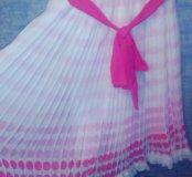 Нежное платье.