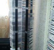 2 стойки для двд дисков