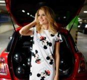 Платье Микки