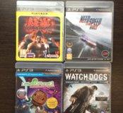 Игры на PS3.