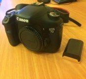 Фотоаппарат Canon EDS 7D б/у