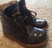 Демисезонные ортопедические ботинки Woopy