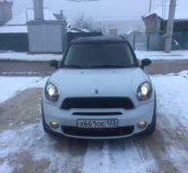 Mini Cooper S countrymen