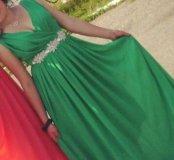 Продам красивое платье (одевалось один раз на свад