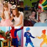 Аниматоры-ведущие на детскую вечеринку