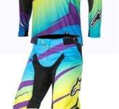 Комплект Джерси + штаны для мотокросса