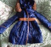 Куртка удлиненная