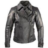 Женская  кожанная куртка от Xelement