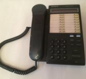 Телефон Sony стационарный