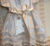 Праздничное платье на 86-92
