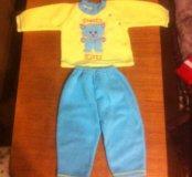 Детские костюмы от 1 до 2 лет.