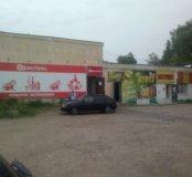 Магазин 50 кв м в Красной Горбатке