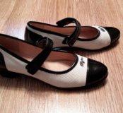 Туфли в идеале,38 р-р,обмен
