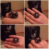 Кольцо -цветок
