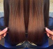 Восстановление волос Ботокс для волос HONMA Tokyo