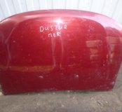 Капот на Duster 2012