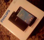 Philips смартфон s388 на запчасти.