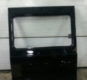 Дверь на гелик с 2013 под камеру w463