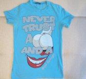 Стрейчевая футболка