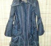 новое зимнее пальто!
