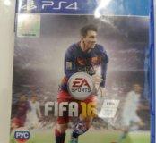 Fifa 16 для PS4