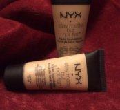 Тональный крем Stay Matte B. N. F. от NYX