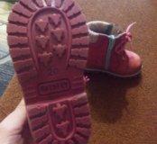 Весенние ботиночки котофей