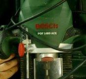 Ручной Bosch POF 1400 асе