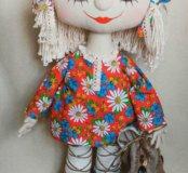 Кукла-домовенок