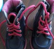 Осень-весна детские ботиночки