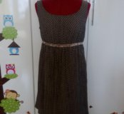 Летнее платье, размер 44