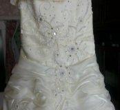 Праздничное платье для принцессы.