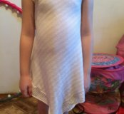 Платье+кофточка.