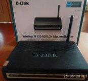 Продам модемы и Wi-Fi роутеры под интернет
