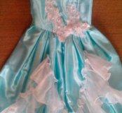 Пышное платья
