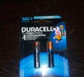 Продаю батарейки DURACELL