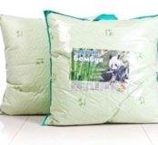 Подушка бамбук 50×70
