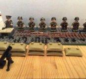 Лего немецкие войска